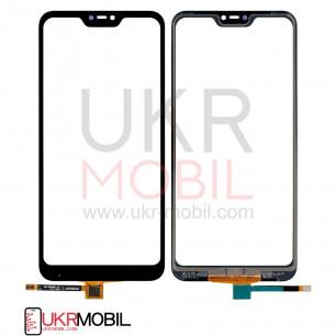 Сенсор (тачскрин) Xiaomi Mi A2 Lite, Redmi 6 Pro, Original PRC, Black