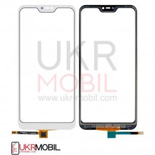 Сенсор (тачскрин) Xiaomi Mi A2 Lite, Redmi 6 Pro, Original PRC, White