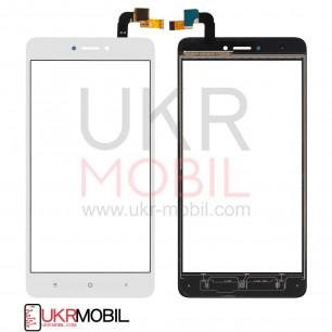 Сенсор (тачскрин) Xiaomi Redmi Note 4x, Original PRC, White