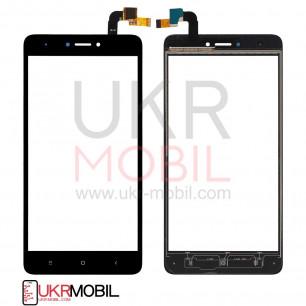 Сенсор (тачскрин) Xiaomi Redmi Note 4x, Original PRC, Black