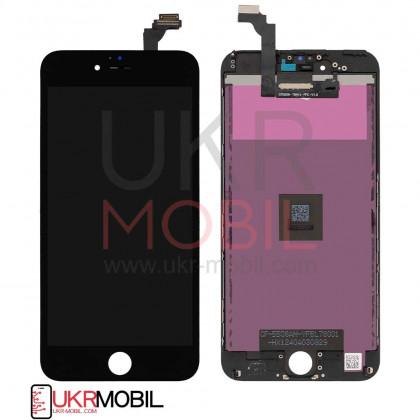 Дисплей Apple iPhone 6 Plus, с тачскрином, High Copy, Black - ukr-mobil.com