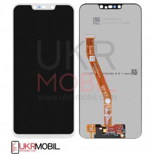 Дисплей Huawei Nova 3i, P Smart Plus (INE-LX1, INE-LX2, INE-AL00, INE-TL00), Nova 3, с тачскрином, Original PRC, White