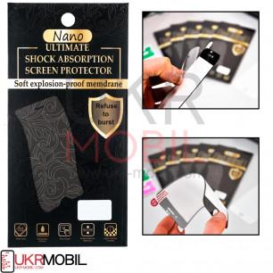 Защитное стекло Flexible Glass Apple iPhone 6 Plus, 6S Plus, Black
