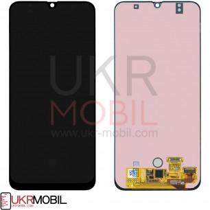 Дисплей Samsung A505 Galaxy A50 2019, с тачскрином, Original PRC, Black