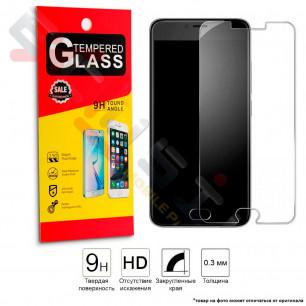 Защитное стекло Sony Xperia M4 Aqua E2312 (9H 2.5D 0.3mm)