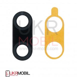Стекло камеры Huawei P Smart 2019 (POT-L21, POT-LX1), Y7 2019, Black