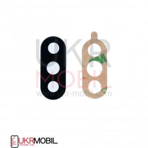 Стекло камеры Xiaomi Mi A2, Black