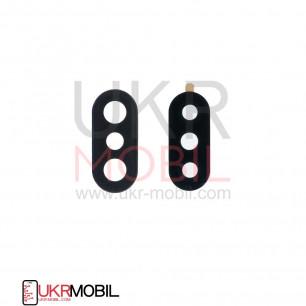 Стекло камеры Xiaomi MI A2 Lite, Redmi 6 Pro, Black