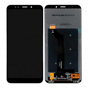Дисплей Xiaomi Redmi 5 Plus, с тачскрином, Original PRC, Black