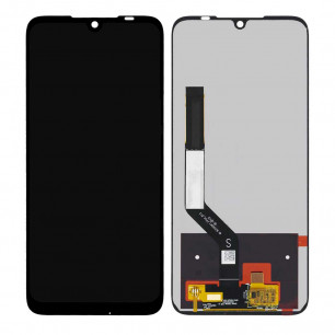 Дисплей Xiaomi Redmi Note 7, с тачскрином, Original PRC, Black