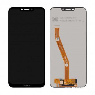 Дисплей Huawei Honor Play (COR-AL00, COR-AL10, COR-L29), с тачскрином, Original PRC, Black
