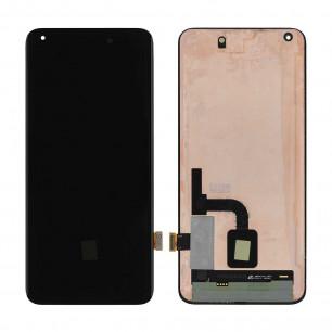 Дисплей Xiaomi Mi 10, Mi 10 Pro, с тачскрином, Original, Black