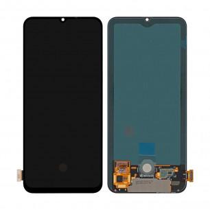 Дисплей Xiaomi Mi 10 Lite, с тачскрином, Original, Black