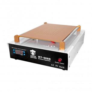 Сепаратор дисплейных модулей Katex KD-968D, вакуумный, стол 14 дюймов