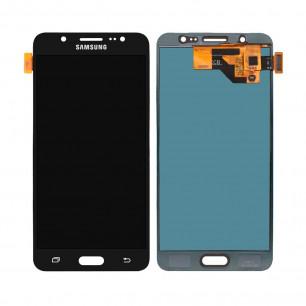 Дисплей Samsung J510 Galaxy J5 2016, с тачскрином, TFT (с регулируемой подсветкой), Black