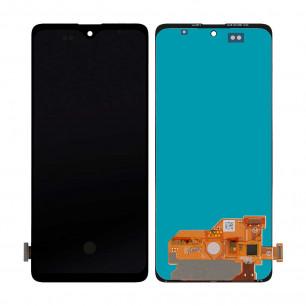 Дисплей Samsung A515 Galaxy A51, с тачскрином, OLED, Black