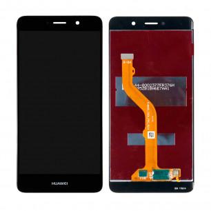 Дисплей Huawei Y7 2017 (TRT-LX1, TRT-L21), Y7 Prime 2017, Nova Lite Plus, Enjoy 7 Plus, с тачскрином, High Copy, Black