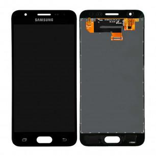 Дисплей Samsung G570 Galaxy J5 Prime, с тачскрином, Original PRC, Black
