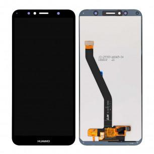 Дисплей Huawei Y6 2018 (ATU-L21), Y6 Prime 2018 (ATU-L31), Honor 7A Pro (AUM-L29), Honor 7C (AUM-L41), с тачскрином, Original PRC, Black