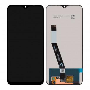 Дисплей Xiaomi Redmi 9, с тачскрином, Original, Black