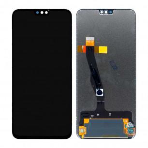Дисплей Huawei Honor 8X (JSN-L21, JSN-AL00), View 10 Lite, с тачскрином, Original PRC, Black
