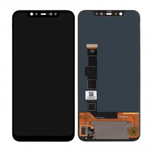 Дисплей Xiaomi Mi 8, с тачскрином, OLED, Black