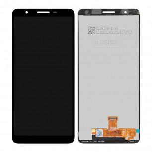 Дисплей Samsung A013 Galaxy A01 Core, M013 Galaxy M01 Core, с тачскрином, Original PRC, Black