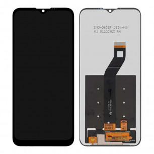 Дисплей Motorola XT2055 Moto G8 Power Lite, с тачскрином, Original PRC, Black