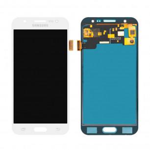 Дисплей Samsung J500 Galaxy J5 2015, с тачскрином, TFT (с регулируемой подсветкой), White