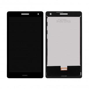 Дисплей Huawei MediaPad T3 7 3G, T3-701, BG-U01, BG2-U01, с тачскрином, Original PRC, Black