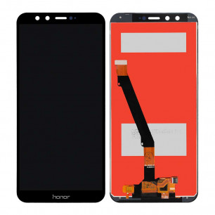 Дисплей Huawei Honor 9 Lite  (LLD-L31, L11, TL10, AL10, AL00), Honor 9 Youth, с тачскрином, High Copy, Black