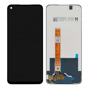 Дисплей Oppo A52, A72, A92, с тачскрином, Original PRC, Black