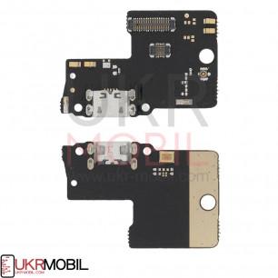 Шлейф Xiaomi Redmi S2, с разъемом зарядки, микрофоном, Original PRC