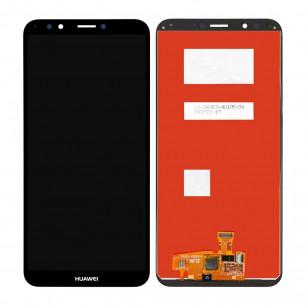 Дисплей Huawei Y7 2018, Y7 Prime 2018 (LDN-LX1), Honor 7C Pro (LND-L29), Nova 2 Lite, Enjoy 8, с тачскрином, High Copy, Black
