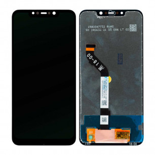 Дисплей Xiaomi Pocophone F1, с тачскрином, High Copy, Black