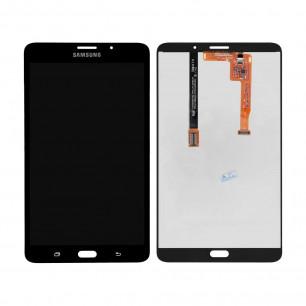 Дисплей Samsung T285 Galaxy Tab A 7.0 LTE, с тачскрином, Original PRC, Black