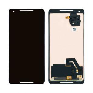 Дисплей Google Pixel 2 XL, с тачскрином, Original, Black