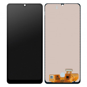 Дисплей Samsung A315 Galaxy A31, с тачскрином, INCELL, Black