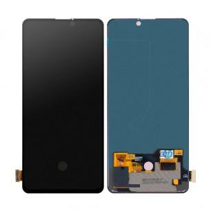 Дисплей Xiaomi Mi 9T, Mi 9T Pro, Redmi K20, Redmi K20 Pro, с тачскрином, OLED, Black