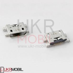 Коннектор зарядки Xiaomi Redmi 4a, Redmi 4x
