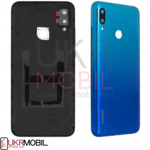 Задняя крышка Huawei P Smart 2019 (POT-L21, POT-LX1), Aurora Blue