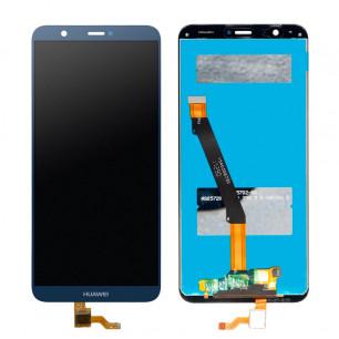 Дисплей Huawei P Smart (FIG-LX1, FIG-L21, FIG-L31, FIG-LA1), Enjoy 7s, с тачскрином, High Copy, Blue