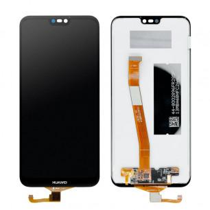 Дисплей Huawei P20 Lite, Nova 3e (ANE-LX1, ANE-L21), с тачскрином, Original PRC, Black