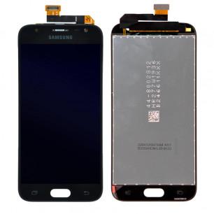 Дисплей Samsung J330 Galaxy J3 2017, с тачскрином, Original PRC, Black
