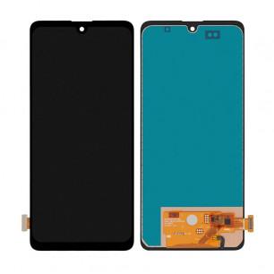 Дисплей Samsung A515 Galaxy A51, M317 Galaxy M31s, с тачскрином, INCELL, Black