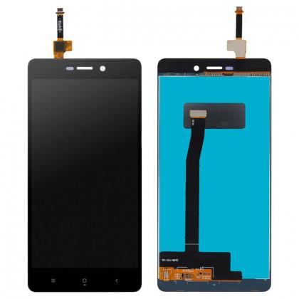 Дисплей Xiaomi Redmi 3, Redmi 3S, Redmi 3X, Redmi 3 Pro, с тачскрином, Black - ukr-mobil.com
