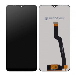 Дисплей Samsung A105 Galaxy A10, с тачскрином, High Copy, Black