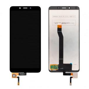 Дисплей Xiaomi Redmi 6, Redmi 6A, с тачскрином, High Copy, Black