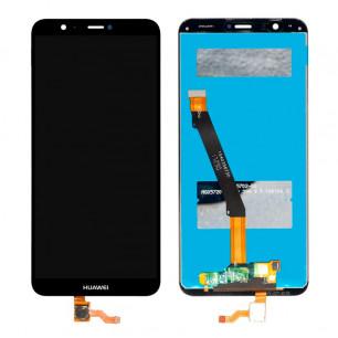 Дисплей Huawei P Smart (FIG-LX1, FIG-L21, FIG-L31, FIG-LA1), Enjoy 7s, с тачскрином, High Copy, Black