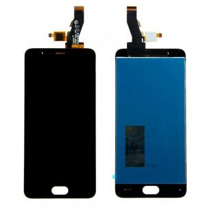 Дисплей Meizu M5s M612H, Meizu M5s mini, с тачскрином, High Copy, Black